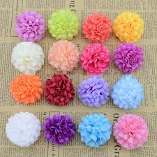 wholesale silk flowers cheap artificial flowers 6pcs pearl silk cheap artificial flowers