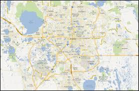 Map Orlando Airport by Map Of Orlando Florida Map Of Orlando Florida Map Of Orlando