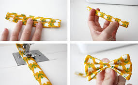 bow necklace diy images Diy fabric bow necklace luloveshandmade jpg