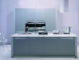 light blue kitchen home planning ideas 2017