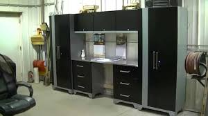 Shop Garage Cleanup And Organization Part 3 Newage Cabinets Youtube