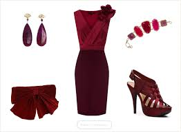 burgundy dress for wedding burgundy dress for a wedding guest