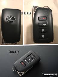 how to fix lexus key fob 2016 is key fob feel cheap when comparing to 2014 version