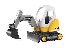 mini excavator 6340 playmobil usa