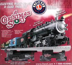 lionel o 6 30118 a christmas story train set 0 8 0 steam