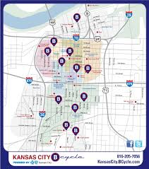 Kansas City Map Millennials Going To Kansas City To Live And Work Archive