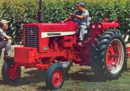 farmall 544 tractor u0026 construction plant wiki fandom powered