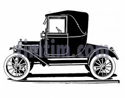 ford cars and trucks free drawing of a 1915 ford from the category cars trucks buses