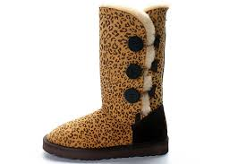 ugg sale dublin promotion sale uk ugg bailey button triplet boots 1873 leopard