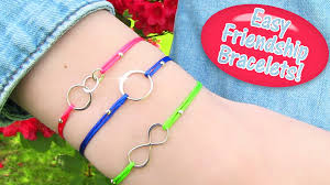diy friendship bracelets easy youtube