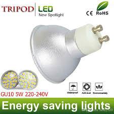 heat generating light bulbs super bright gu 10 bulbs light led warm white 220 240v 5w gu10 cob