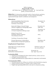 exles of simple resumes cv template gardener 28 images 41 resources and agriculture cv