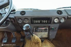 Classic Range Rover Interior 1975 Land Rover Range Rover U2022 Petrolicious