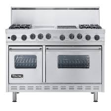 Viking 6 Burner Gas Cooktop Professional Range The Difference Between Wolf Professional Ranges