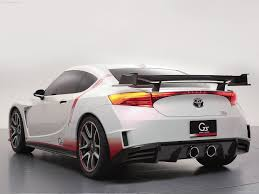 toyota ft 86g sports concept 2010 pictures information u0026 specs