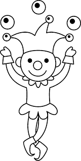 carnival coloring pages bestofcoloring com