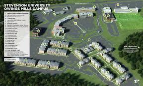 parking stevenson university