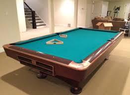 brunswick used pool tables used brunswick pool table vintage brunswick pool table parts