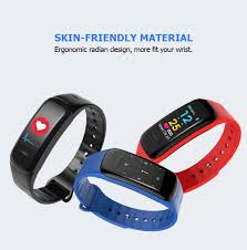 bracelet with heart monitor images C1 plus ppg smart sport bracelet with heart rate monitoring jpg