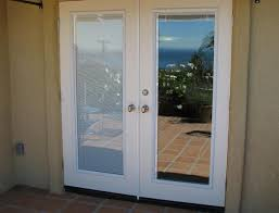 Patio Doors With Blinds Inside Patio Doors With Blinds Inside Glass Bathroom Stuff