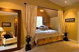 How To Decorate A Canopy Bed 35 Amazing Small Space Alcove Beds