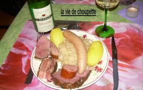 cuisine alsacienne traditionnelle recette choucroute alsacienne traditionnelle 750g