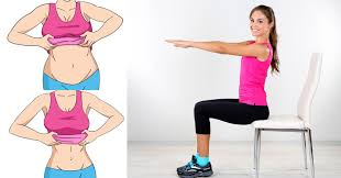 Office Chair Exercises 5 Chair Exercises That Reduce Belly Fat In No Time David