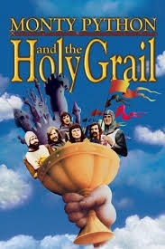 what is the meaning of monty python u0027s quest for the holy grail