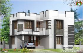 simple house elevation in 1600 square feet architecture kerala