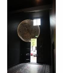 Oversized Pendant Light Large Globe Pendant Light Foter