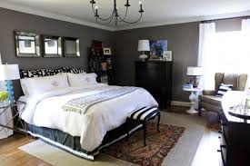 decorating a bedroom with gray walls nrtradiant