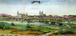 thesis of martin luther looking at wittenberg in the time of martin luther tgc wittenberg 1536