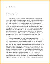 11 scholarship recommendation letter for high student