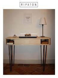 West Elm 2x2 Console Desk 49 Best Bureaux Images On Pinterest Hairpin Legs Workshop And