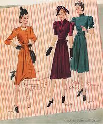 best 25 1930s women u0027s fashion ideas on pinterest women u0027s 40s