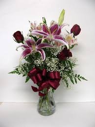 Traditional Flower Arrangement - the secret garden decatur traditional or high style