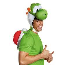 amazon com disguise men u0027s yoshi costume accessory kit
