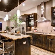 rustic modern kitchen modern rustic island islands trends with pictures