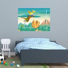 chambre dinosaure décoration chambre dinosaures clikétoile