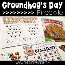 458 groundhog u0027s ideas activities images
