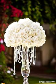 flowers bling font wedding centerpiece crystalr stands for