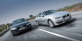bmw car price in india 2013 comparo 2012 bmw 3 series vs audi a4 in india overdrive