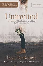 amazon com uninvited video study living loved when you feel less