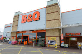 b q b q diy home improvement chain retail projects unit