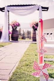 wedding arch kelowna mathew ultra sweet charming vintage wedding at