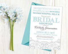 etsy wedding shower invitations something blue bridal shower invitation printable wedding shower