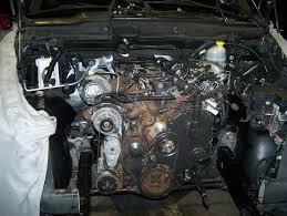 cummins charger the 03 1500 12 valve conversion has begun