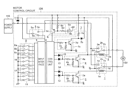 motor control schematic wiring diagram components