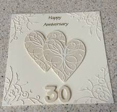 30th wedding anniversary decorations causeway crafts pearl