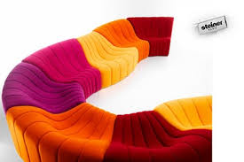 canap e 70 steiner chic design le canapé chromatique maxitendance